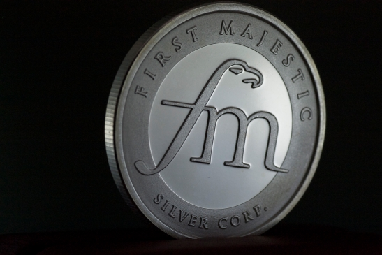 First Majestic 1OZ COIN